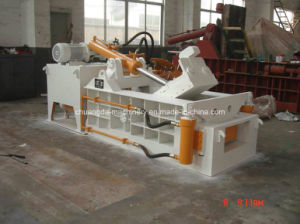 1000kn Hydraulic Metal Baler Machine (YD-1000A) pictures & photos