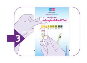 Bacterial Vaginosis Rapid Test