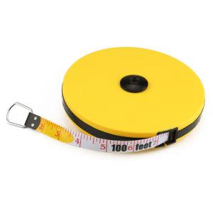 30 Meters 50 Meters Construction Tools PVC Fiberglass Long Tape Measure pictures & photos