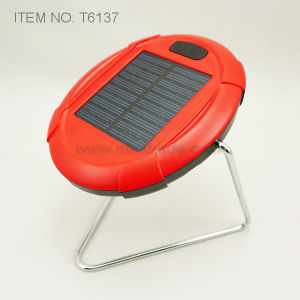 LED Solar Light with AC Rechargeable (T6137) pictures & photos