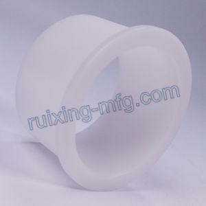 OEM Service Lathe CNC Turning Plastic Bushing Sleeve pictures & photos
