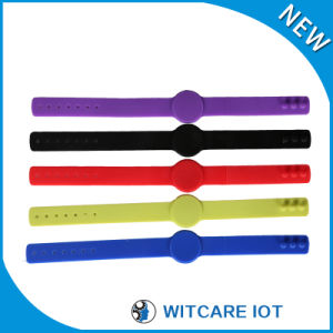 2015 Best Selling RFID Wristband Bracelet for Access Control
