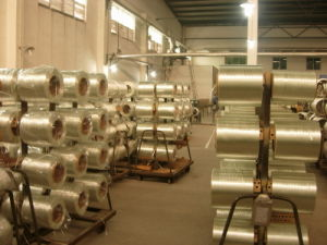 E-Glass Fiberglass Filament Winding Roving (BH) Use for FRP Tank pictures & photos