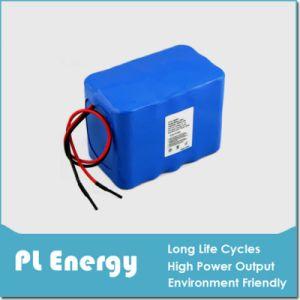 LED Lamp Battery Lithium Ion Battery Pack 11.1V/12V 13ah