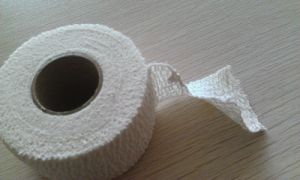 FDA Approved Light Eab Tape Hand Tear Lite Elastic Bandage Strong Sport Tape pictures & photos