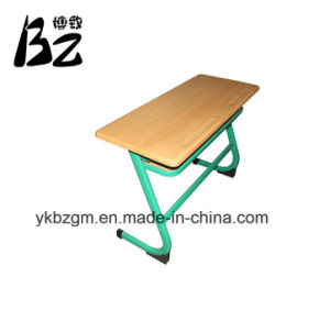 Double Desk and Chair School Furniture (BZ-0053) pictures & photos