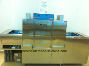 Eco-L400 Automatic Conveyor Dishwasher pictures & photos