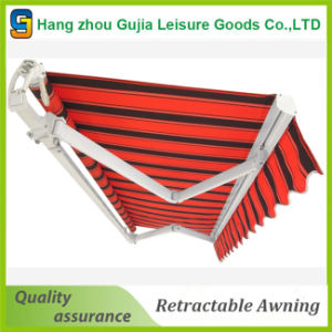 Outdoor Motorized Sun Manual Retractable Awning pictures & photos