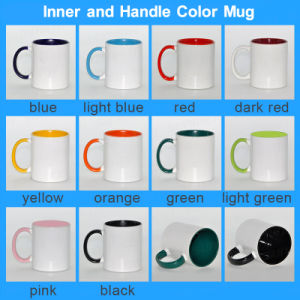 DIY Color Changing Coated Sublimation Ceramic Cup pictures & photos