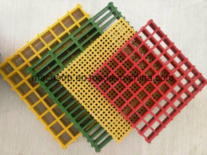 FRP/GRP Grating as Building Material pictures & photos