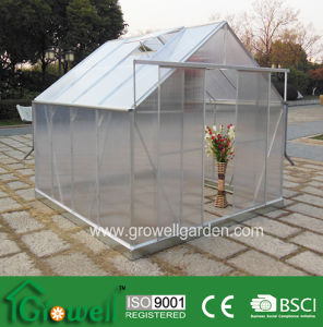 Growell 4mm Most Cost-Effective Polycarbonate Greenhouse (SG8) pictures & photos
