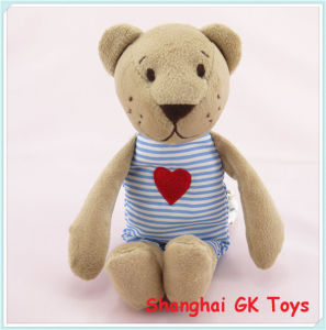 Plush Toy Valentine Promotion Gift Plush Dress-up Bear pictures & photos