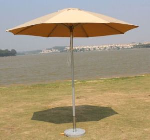 High Quality Aluminum Terylene Outdoor Umbrella pictures & photos