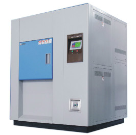 Hot and Cold Impact Test Machine Programmable Thermal Shock Test Chamber pictures & photos