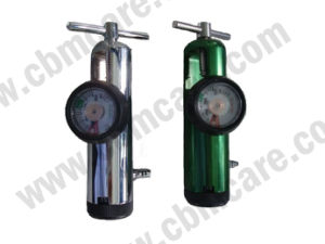 Medical Oxygen Therapy Regulator with Humidifier pictures & photos