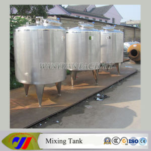 Cooling Tank Ageing Tank for Ice Cream Mix pictures & photos