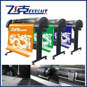 High Accuracy Cutting Plotter Vinyl Cutter Red DOT Postioning Sensor System Plotter Cutting Machine pictures & photos