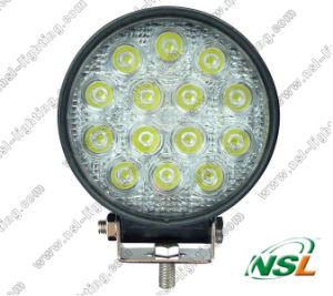 """42W 4.5"""" 14 LED Work Light/2800lm LED Work Light/LED Work Light for Forest Machine Fog Light pictures & photos"""