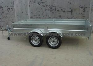 8x4 Box Trailer (CT0085AT) pictures & photos