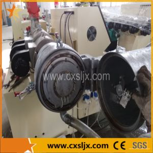 Water-Ring-Cutting Waste Plastic Recycling and Granulating Line pictures & photos