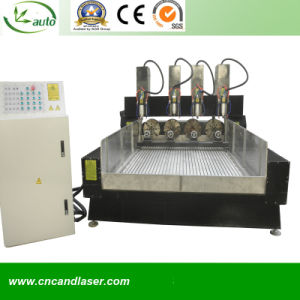 Stone Engraving Machine with Rotary Device pictures & photos