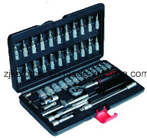 47PCS Chrome Vanadium Tools Set, Bike Tool Set with Bits pictures & photos