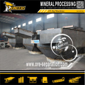 Barite Jigger Mining Equipment Ore Jigging Manganese Roughing Jig Separator pictures & photos
