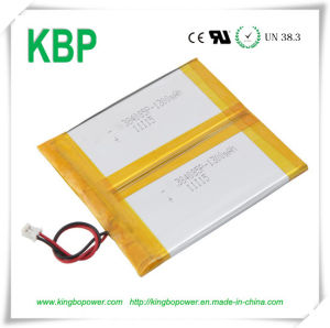 7.4V Rechargeable Lithium-Ion Battery for Safety Device (1300mAh)