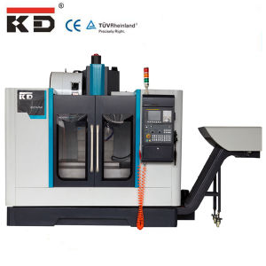 High Precision CNC Vertical Machining Center (KDVM600L) pictures & photos