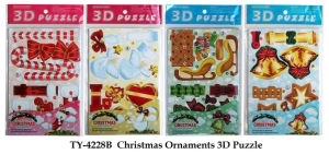 Funny Christmas 3D Puzzle pictures & photos