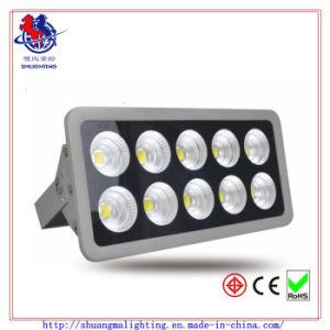 60 Degree Beam Angle LED 500W Flood Light with IP65 Waterproof