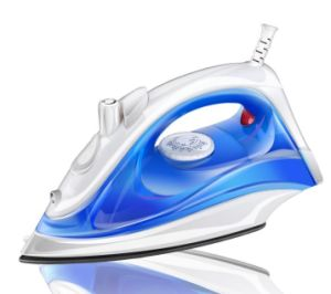 CE Approved Steam Iron (T-607 Blue) pictures & photos