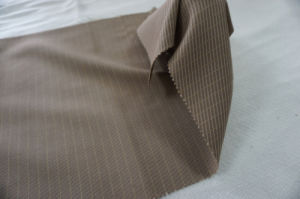 Wool Fabric for Suiting 30/70 Tweed Worsted pictures & photos