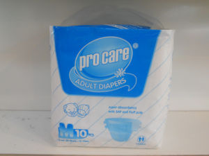 Economic Wetness Indicator Disposable Adult Diaper pictures & photos