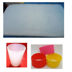 Htv Solid Silikon Rubber Product Silicon Mold pictures & photos