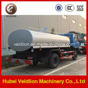 Hot Sale 10 Tons Water Bowser Truck pictures & photos