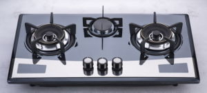 Three Burner Gas Burner (SZ-LW-122)