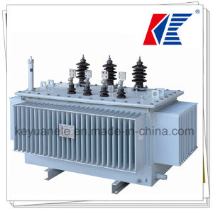 10kv-220kv Three-Phase Oil-Immersed Power Transformer