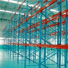 Practical Chinese Influence Steel Cheap Metal Shelving, Pallet Shelving pictures & photos