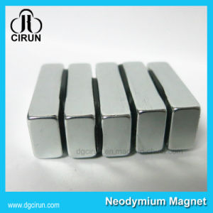 Wholesale Sintered Neodymium Strong Bar Magnet pictures & photos
