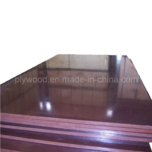 One Time Hot Press, Finger-Joint Black Film Faced Plywood, Construction Plywood pictures & photos