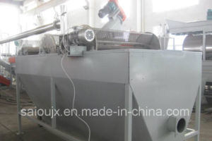 Milk Bottle HDPE Plastic Bottle Washing Recycling Line pictures & photos