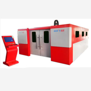 Han′s GS 1000W Mould Laser Die Fiber Metal Laser Cutting Machine pictures & photos