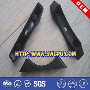 Custom-Made Plastic Pipe Hose Clamp Clip (SWCPU-P-C781) pictures & photos