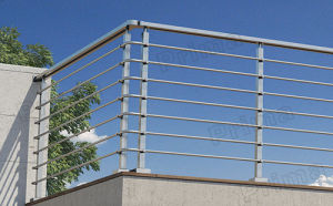 Cable Railing for Decking / Terrace / Balcony pictures & photos