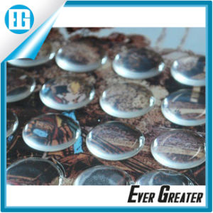 1inch Clear Epoxy Dome Sticker for Sale pictures & photos