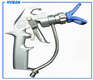 Electric Piston Pump High Pressure Airless Paint Spraying Machine pictures & photos