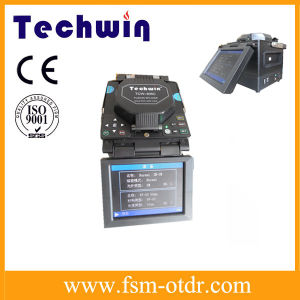 Splicing Machine Fibre Fusion Splicer Equal to Fsm-60s pictures & photos