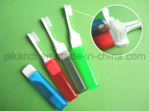 Wholesale Suitable for All Ages Travel Toothbrush with FDA Certificate pictures & photos