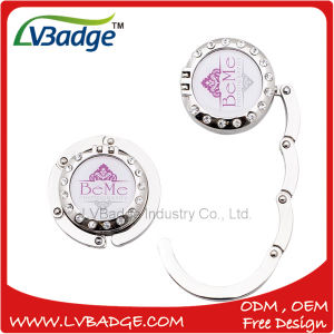 Promotional Gifts Purse Hanger with Mirror pictures & photos